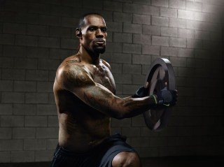 I LOVE LeBron AND my Beats wireless head phones – they've transformed my workout experience.