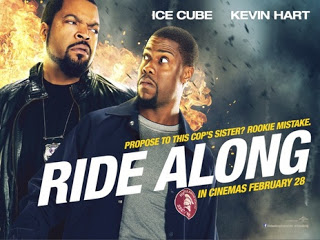 I envision my ride along's like this…I'm obviously Ice Cube (one bad mofo)