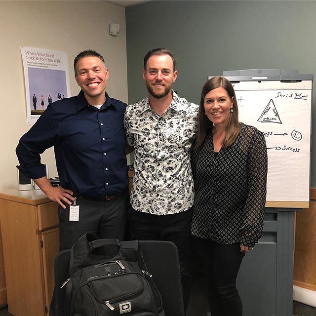 Had a blast with Tacoma Power leaders getting clear on building a high performance culture. 1-2 for life @sherylbrown17 Thanks again @travisjmetcalfe  #Culture #cultureisking #mindset #trust #connection #vulnerability #energy #vision #standards #language #legacy #leadership #lead #leader