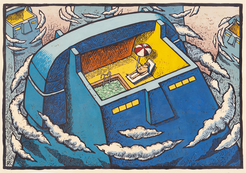 Rod Clement – Illustration