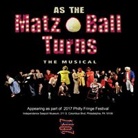 2017 Philly Fringe Festival - Jenna spent a week in Philadelphia, Pennsylvania originating the role of Alexa Goode/ Seductress in the original production of As the Matzo Ball Turns, written by Gene Duffy, as part of the Philly Fringe Festival.