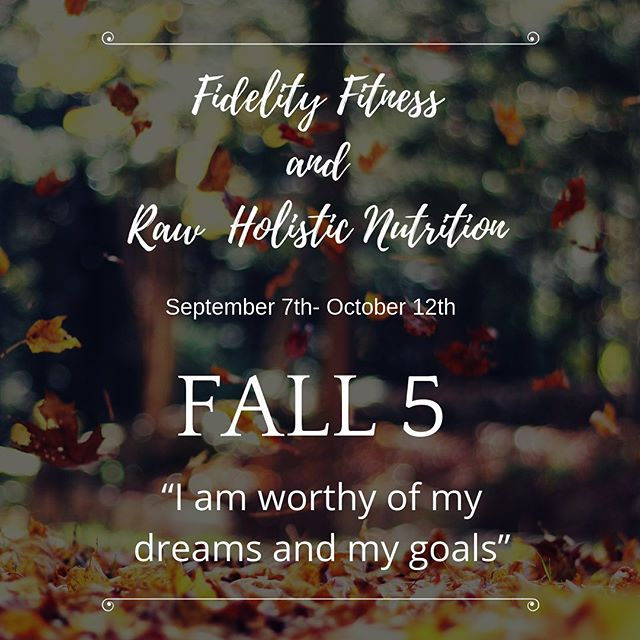 ✨REGISTRATION IS NOW OPEN FOR OUR FALl 5! • • What's the point of THIS 5 week challenge? It's not to lose as much weight as possible as quickly as possible. Instead, the point of OUR FALL 5 is to focus on creating quality habits and accomplishing small goals. When you can do this consistently and sustainably in those five weeks, you build up something within you...it's this thing called momentum and it truly is the 'magic pill' to success. When this begins to happen suddenly the once impossible's develop small glistens of hope and faith in ones own ability to achieve and succeed. By breaking cycles down into SHORT TERM increments you take away from the debilitating idea of the work ahead over the next umpteen days/months/years and rather focus on the achievable tasks of THIS day. When you begin to string together multiple days/weeks of SUSTAINABLE success suddenly these new habits become just everyday normal life.  YES, you can and likely will lose weight in 5 weeks.....it just might not be as drastic of an amount if you were spending hours doing cardio, living on poverty calories and isolating yourself from your world for the next 35 days.. YES, you can build muscle and change your body comp in 5 weeks....you just might not be as jacked as one who chooses to lift 7 days a week, supplementing and again isolating yourself from your world for the next 35 days... BUT we are not interested in get fit quick....we want get healthy permanently....and we plan to do that with a systematic LIFESTYLE approach of the following 4 ingredients we believe lead to sustainable success:  PROACTIVE ACCOUNTABILITY SUSTAINABLE NUTRITION  PERSONAL/GROUP TRAINING INDEPENDENT PROGRAMMING SUPPORTIVE COMMUNITY  Total Value: $1050.00 Price:  Our PRICE: $600.00 plus tax  LIMITED TO FIRST 6 PEOPLE ONLY. For full details, answers to common questions and to register visit link in bio. #rawholisticnutrition #rhn #csnn #lifestyle #sustainability #healthfirst @fidelityfitness
