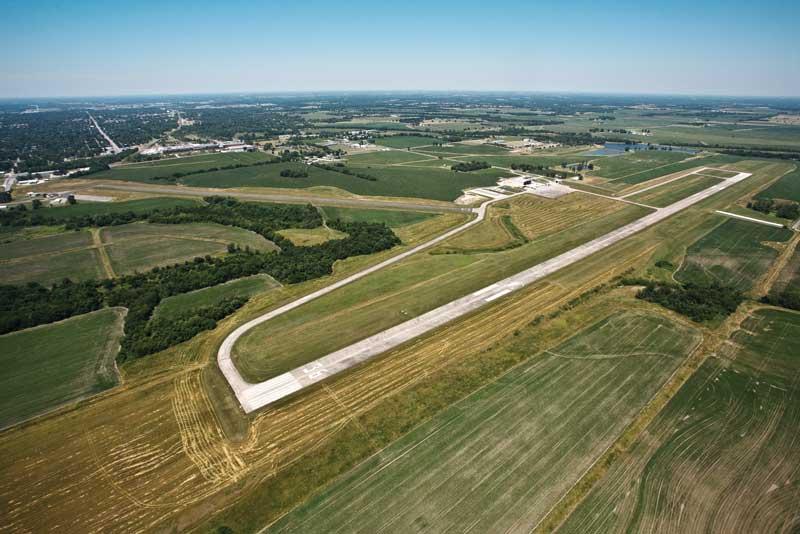 Sedalia Regional Airport: Runway Reconstruction