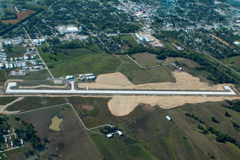 Macon Fower Memorial Airport: Runway Extension