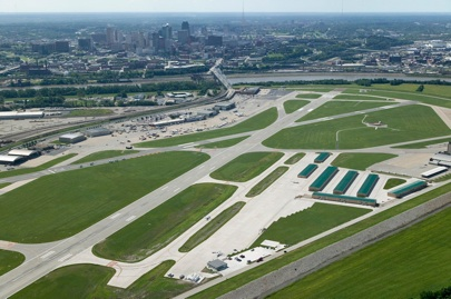 Charles B. Wheeler Downtown Airport: Taxiways F, G and K Improvements