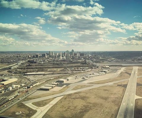 Charles B. Wheeler Downtown Airport: Lou Holland Drive Pavements