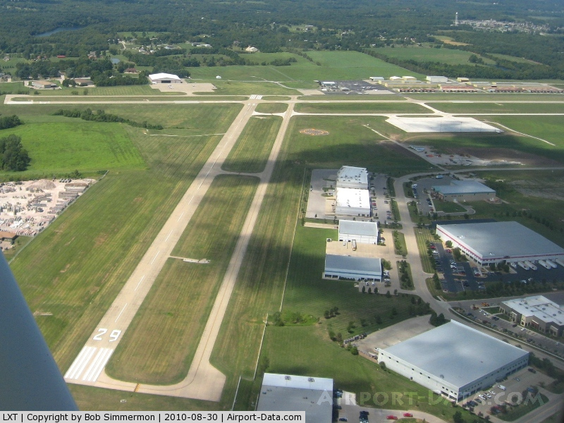 Lee's Summit Municipal Airport: Main Entrance Relocation