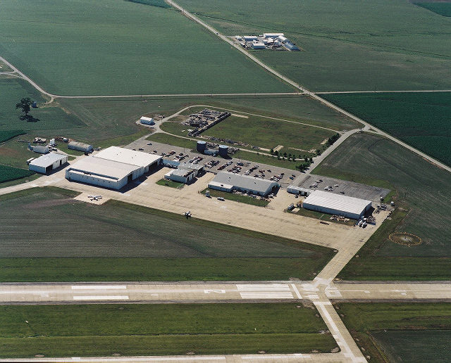 Perryville Municipal Airport: New Fuel Storage Facility
