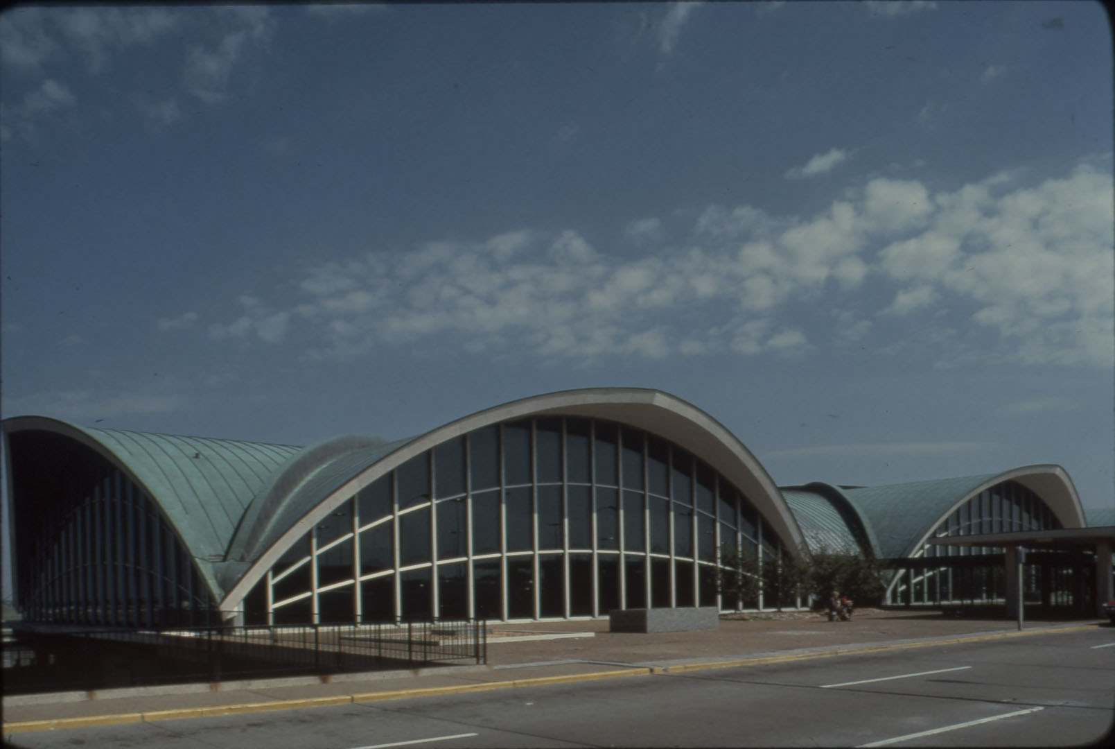 Spirit of St. Louis Airport: Airport Maintenance Facility