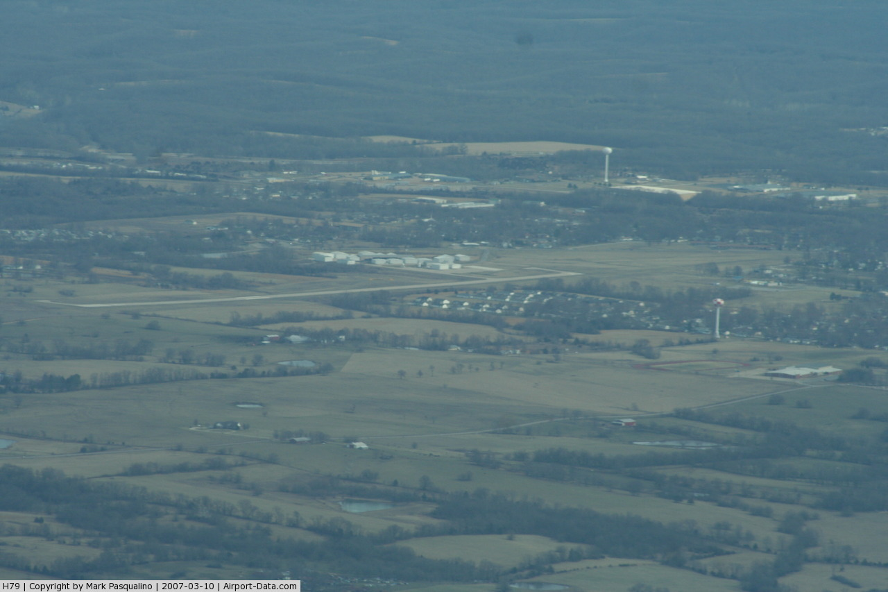 Eldon Model Airpark: Runway Expansion and New Taxiway
