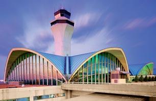 Lambert St. Louis International Airport - Project Gallery
