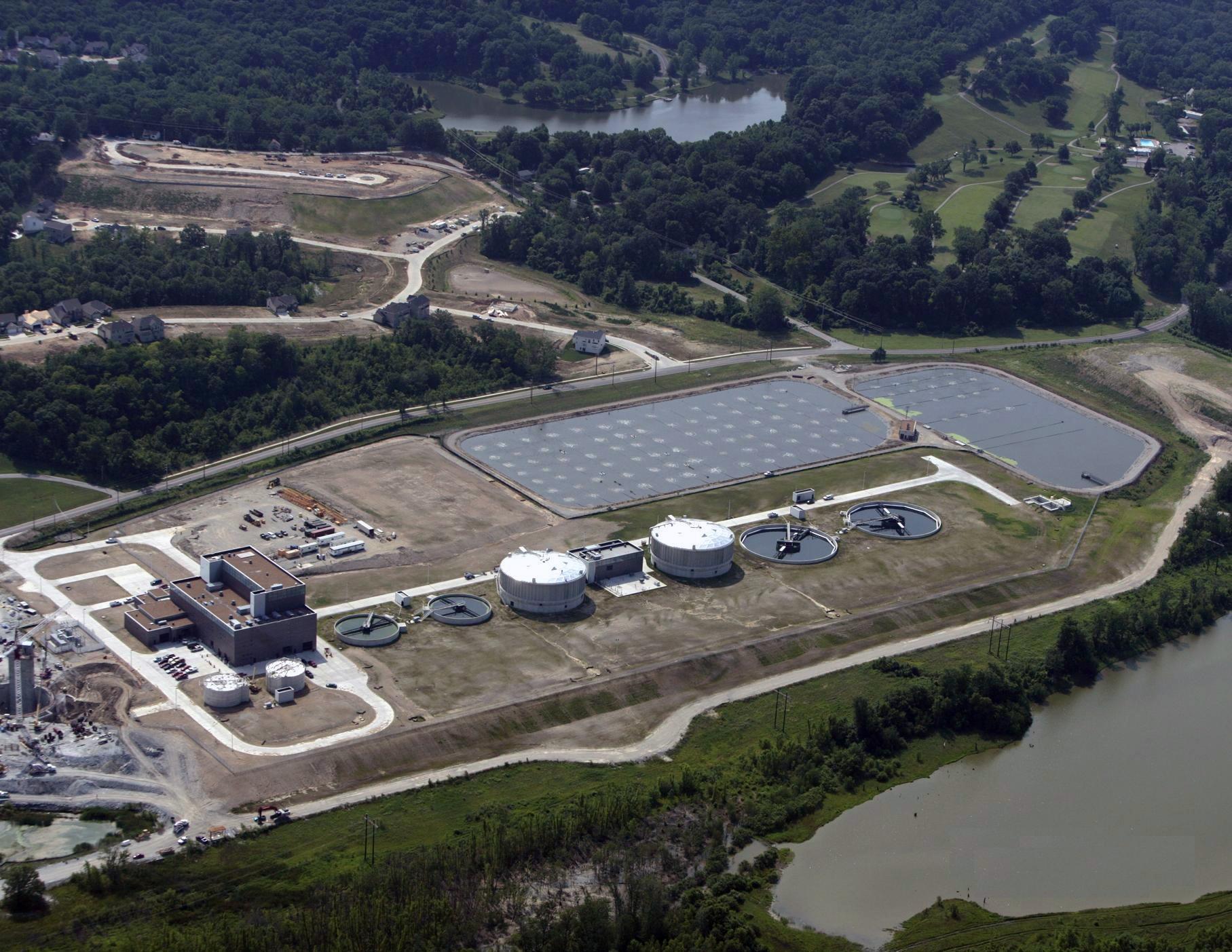 Lower Meramac Wastewater Treatment Plant