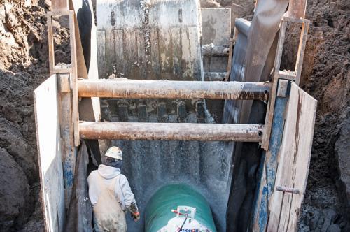 First Creek Interceptor Sewer