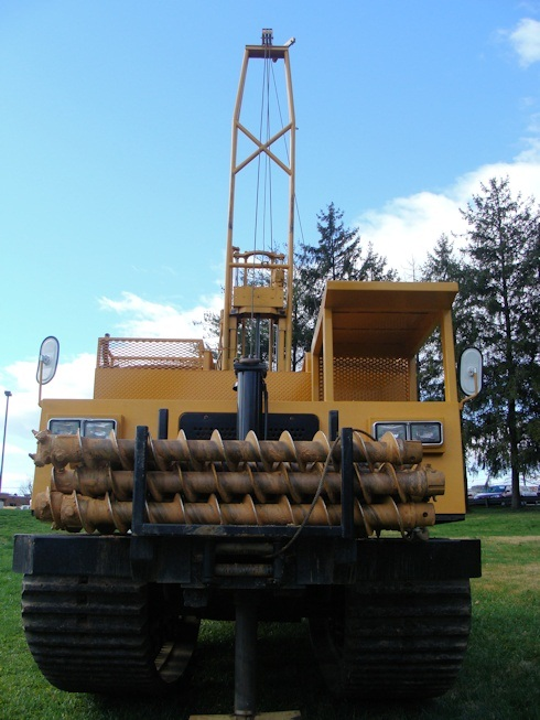 drilling   Our in-house drilling capacity addresses a variety of surface and subsurface conditions