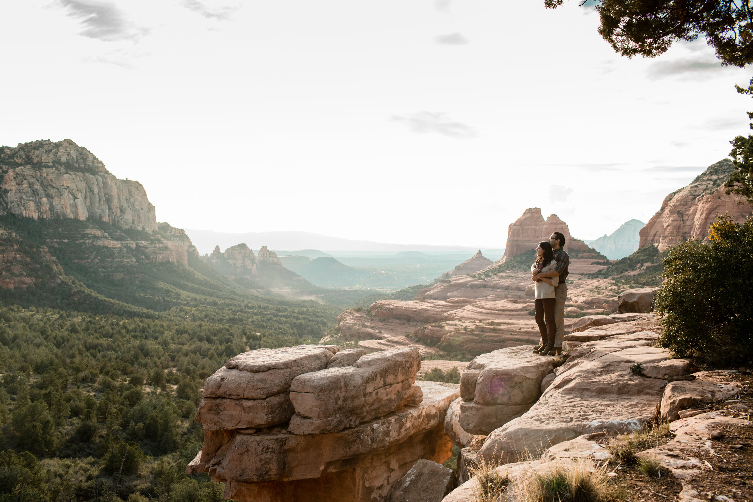 Sedona, Arizona | Image by Courtney Larson of In Loveness Photographer