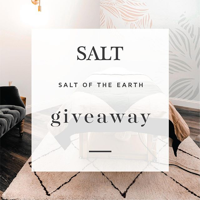✨Salt Of The Earth GIVEAWAY✨! ⁣⁠ ⁣⁠ This week we at SALT want to share a complimentary Dermaplaning Facial!⁠ ⁠ All you have to do to enter is:⁣⁠ 1. Like this post ⁣⁠ 2. Follow @saltsalonspacafe⁣ ⁠ 4. Share post on your story for 5 extra entries!⁠ ⁠ Enter more than once by tagging a different friend or your significant other in each comment!⁠ ⁠ Not sure what Dermaplaning even is?⁠ ⁠ Dermaplaning is a method of exfoliation that gently removes the top layer of dulling dead skin cells in order to reveal a smoother, brighter complexion.⁠ ⁠ ⁠ A SALT Dermaplaning Facial involves a facial + dermaplaning customized to your skin-type. Cleansing, exfoliation, masks, extractions, dermaplaning, scalp massage, hand, arm & foot massage. ⁠ ⁠ Rules & FAQs of the Giveaway ⁠ The winner will be announced on Monday through stories & will be have a DM letting them know how to set up their appointment! If you don't answer in 24 hours a new winner will be chosen! Also yOtou have to live in Minnesota to win ⁠ ⁠