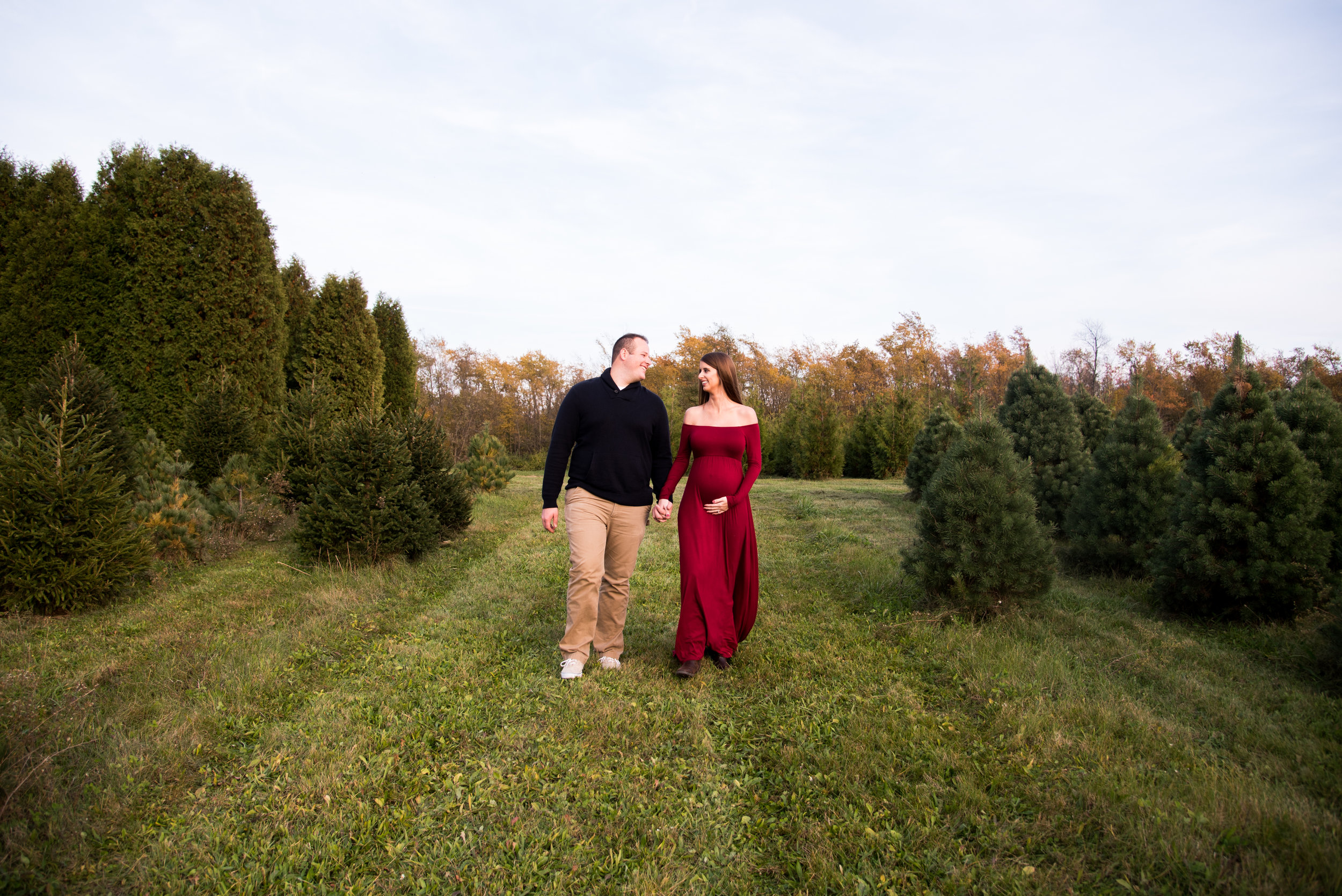 Kyla Jo Photography Muncie Indiana Maternity Session