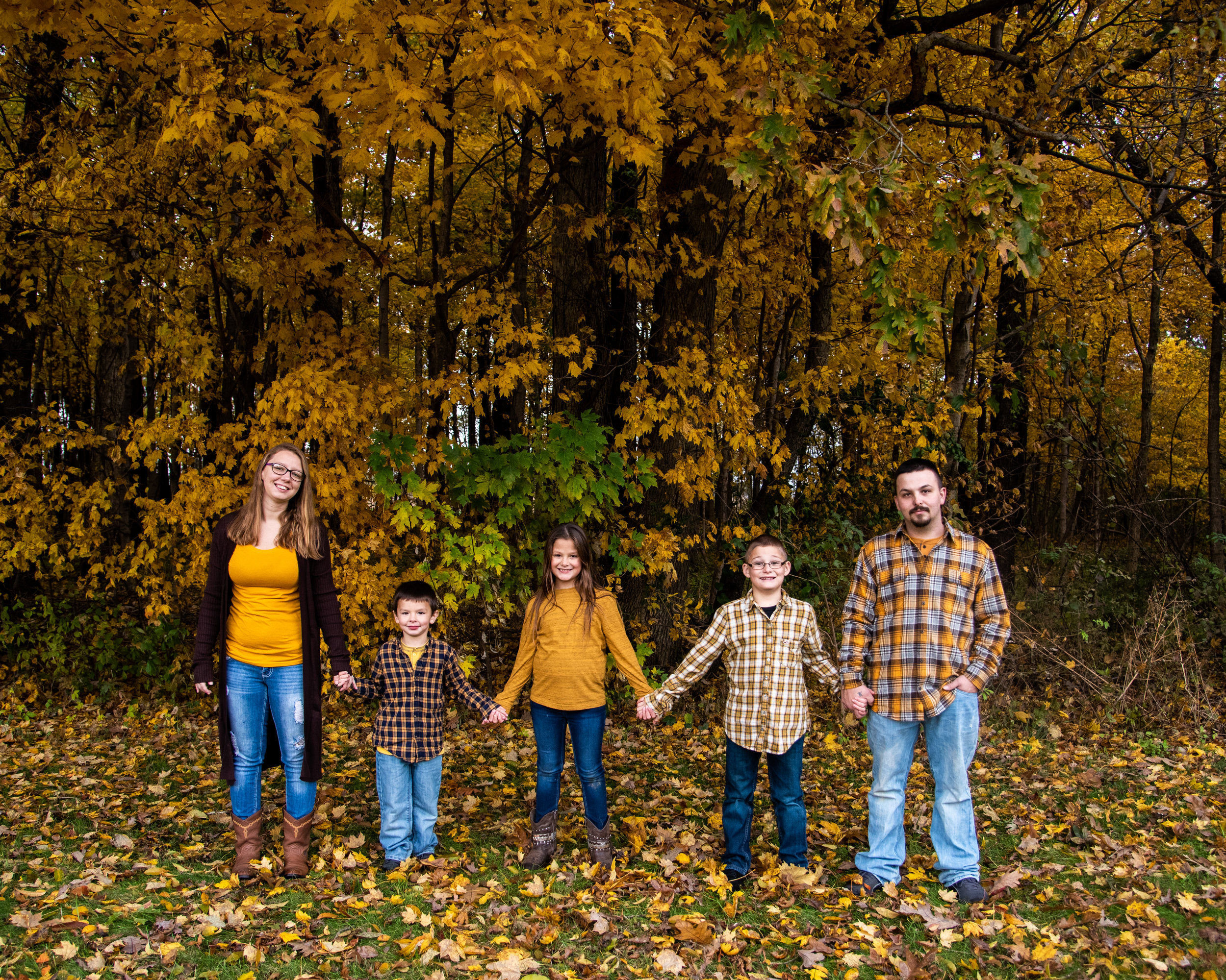 Kyla Jo Photography Family Photos Muncie Indiana