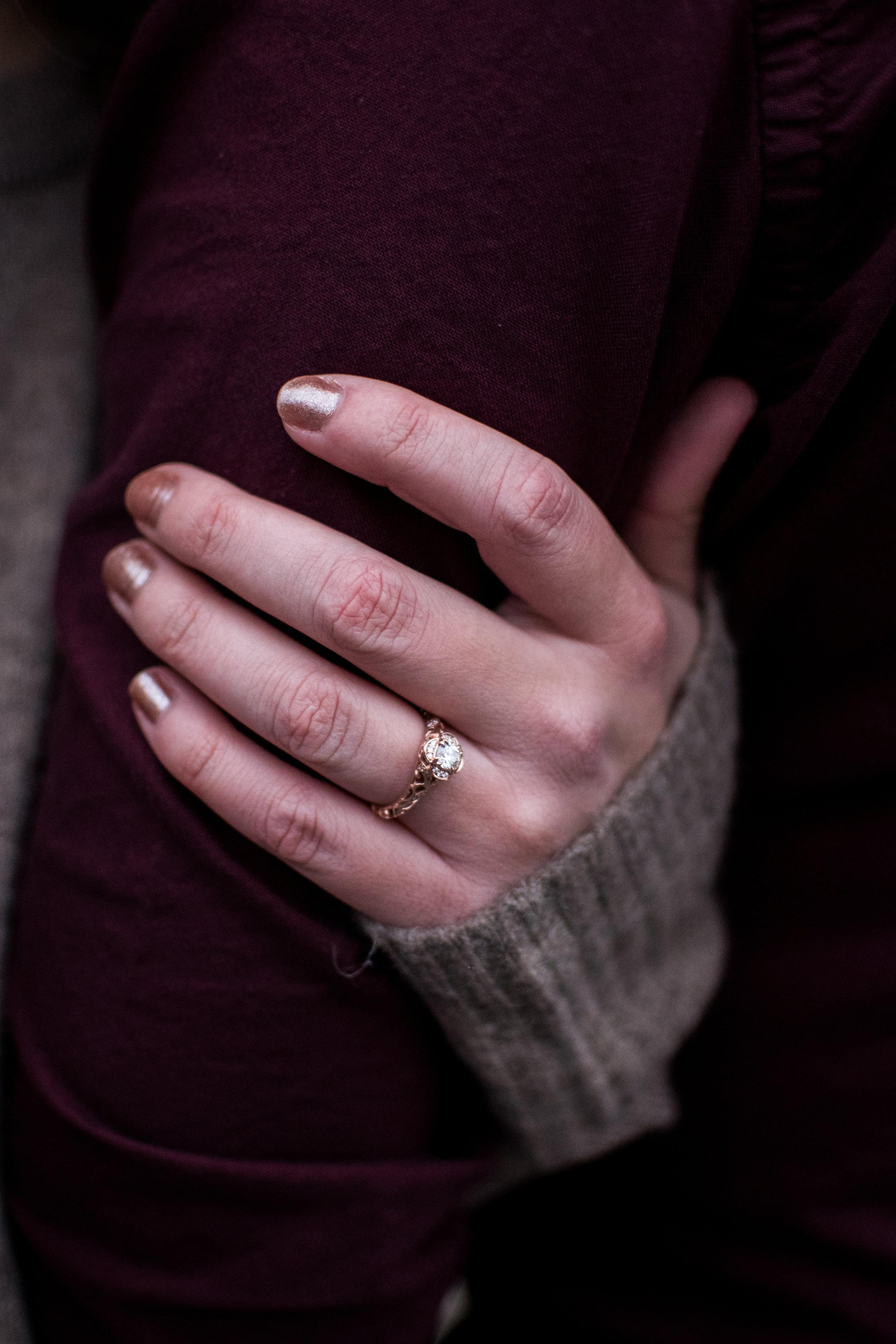 Kyla Jo Photography // Indianapolis Indiana Photographer // Indianapolis Art Musueam // IMA // Engagement Photographer // Midwest Photographer // Muncie Indiana Based Photographer // Ring Photos