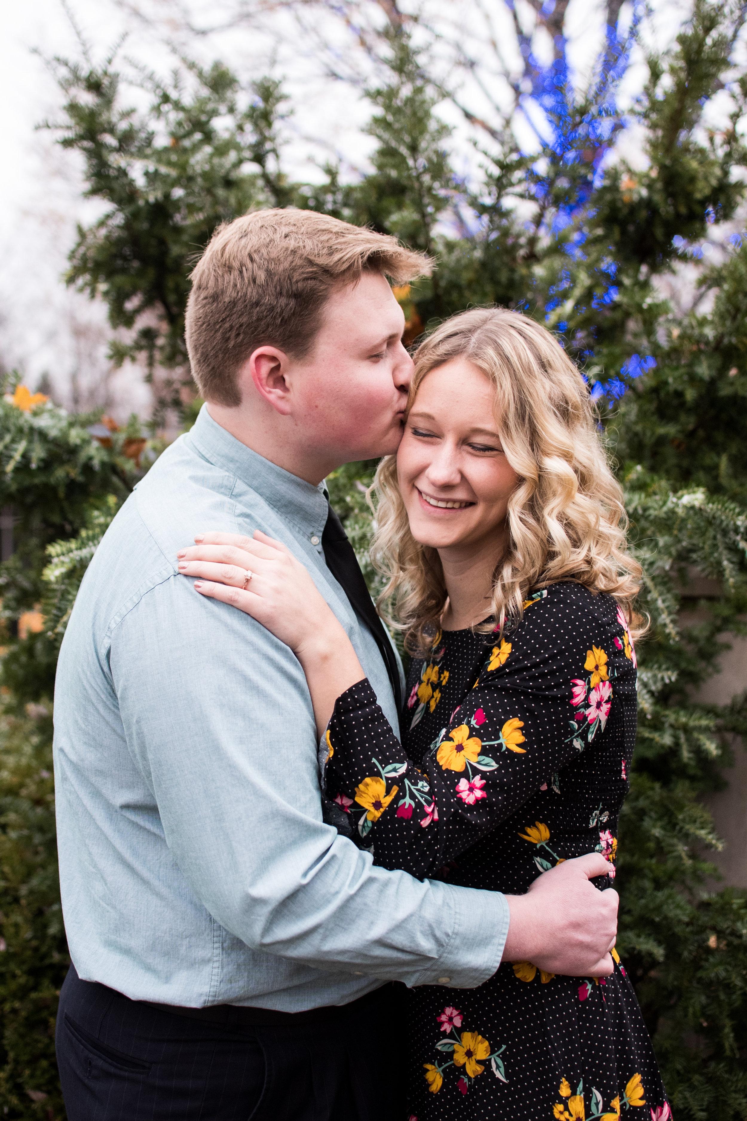 Kyla Jo Photography // Indianapolis Indiana Photographer // Indianapolis Art Musueam // IMA // Engagement Photographer // Midwest Photographer // Muncie Indiana Based Photographer