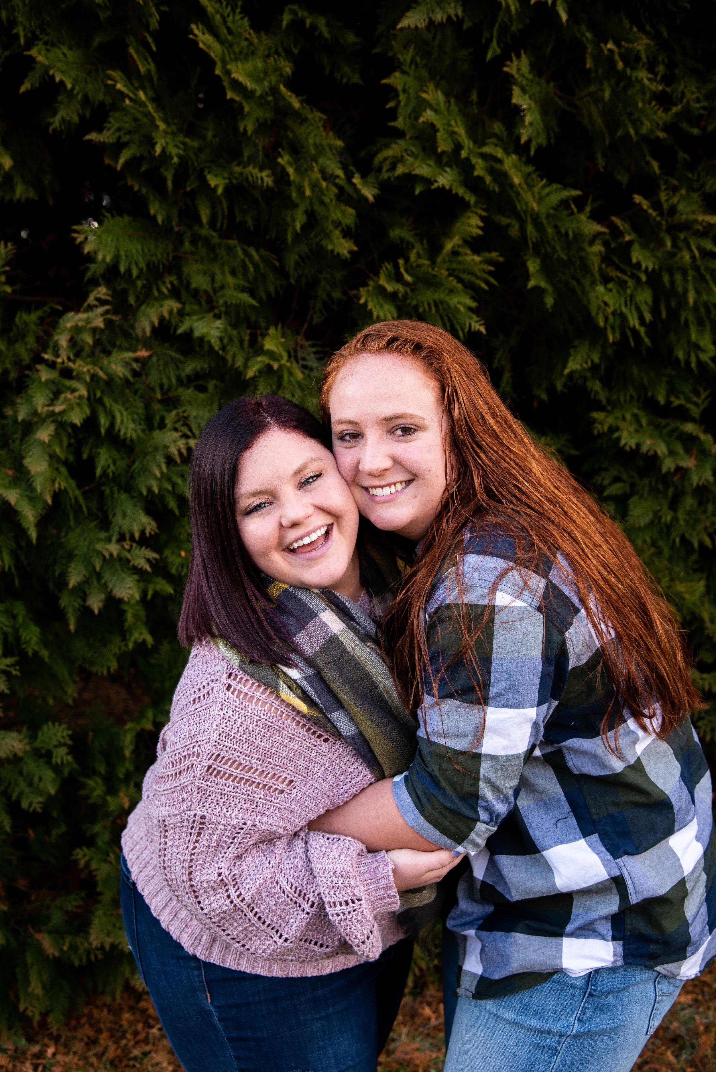Kyla Jo Photography // Muncie Indiana Photographer // Family Photos // Whitetail Tree Farm // Couples Photos // Winter Photo Shoot // Christmas Tree Farm Photo Session // #CoupleGoals