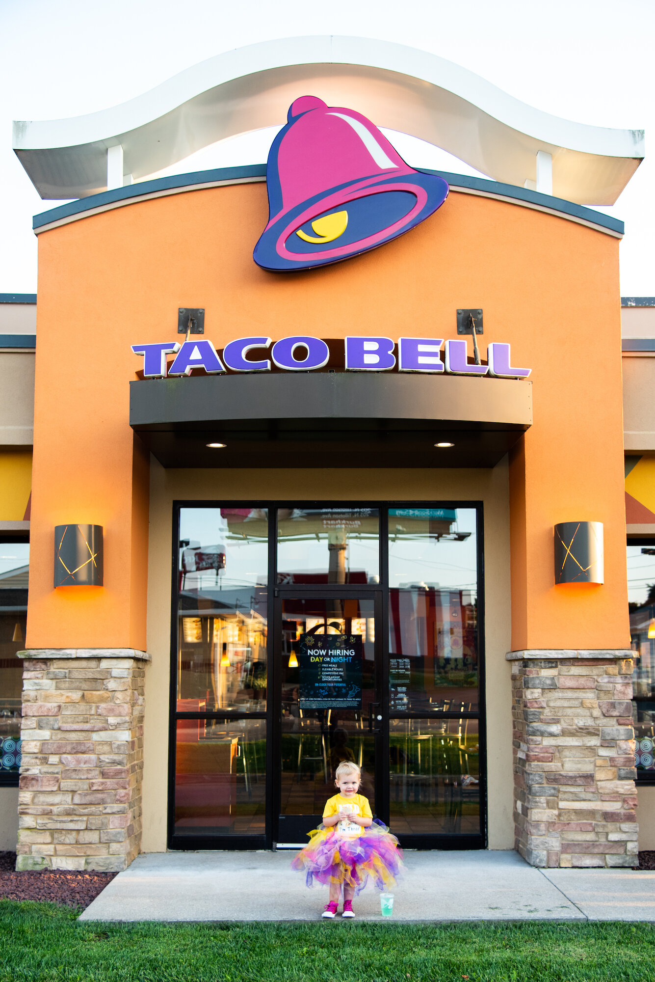 taco Bell Photography