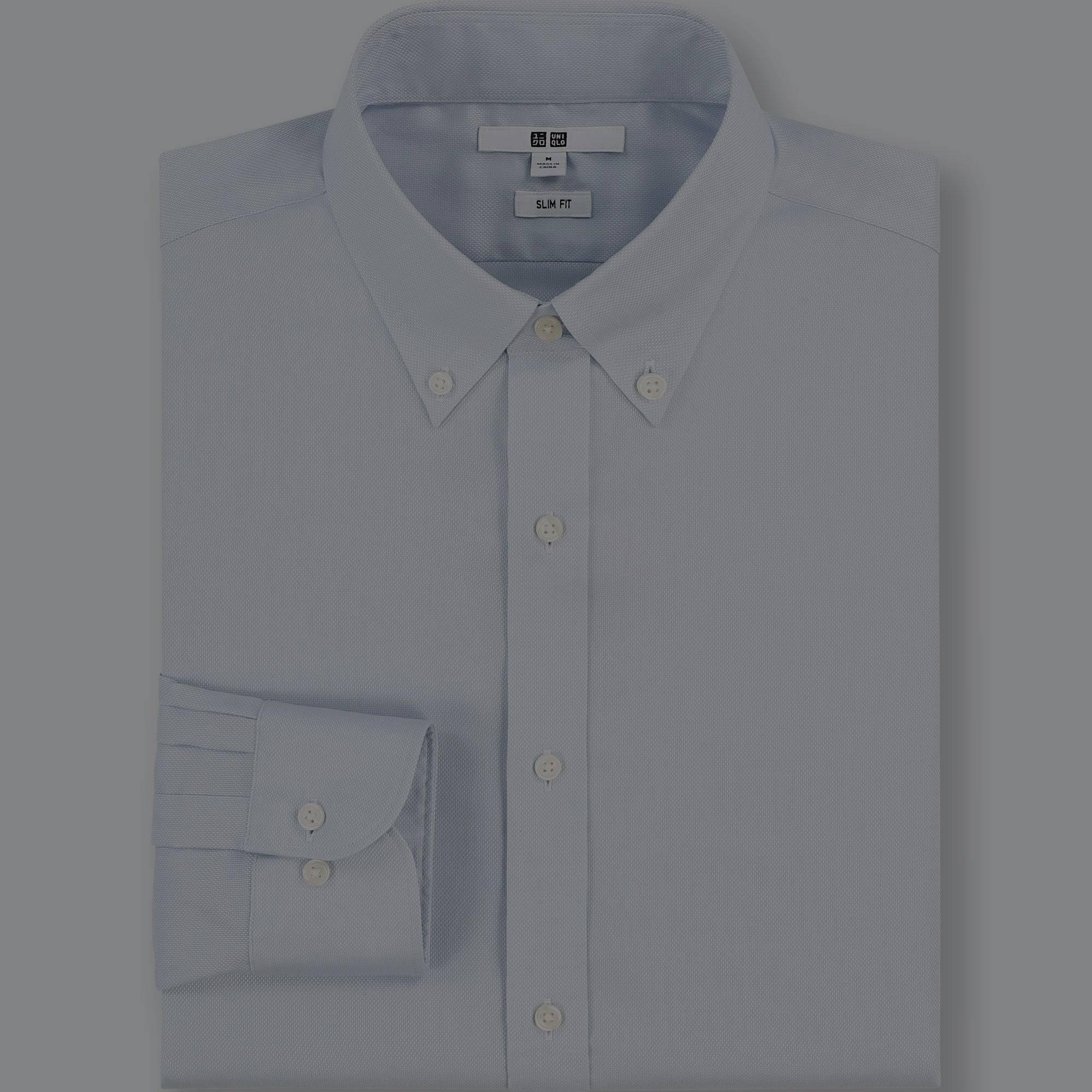 Custom Fit Uniqlo Shirts - $29.90