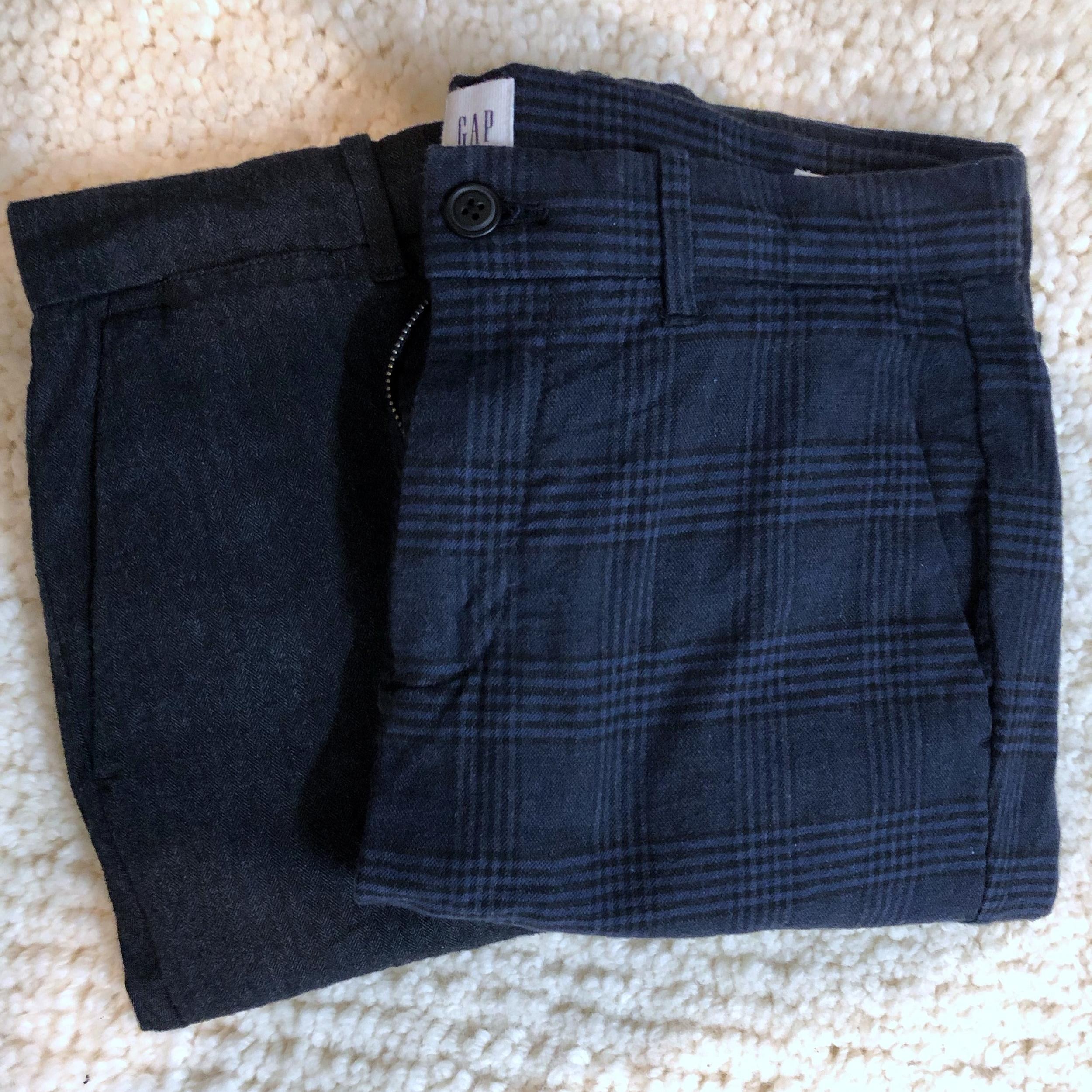 Gap Twill Pattern Skinny Fit Pants - $69.96 ($41.97 w/ code HAPPY)