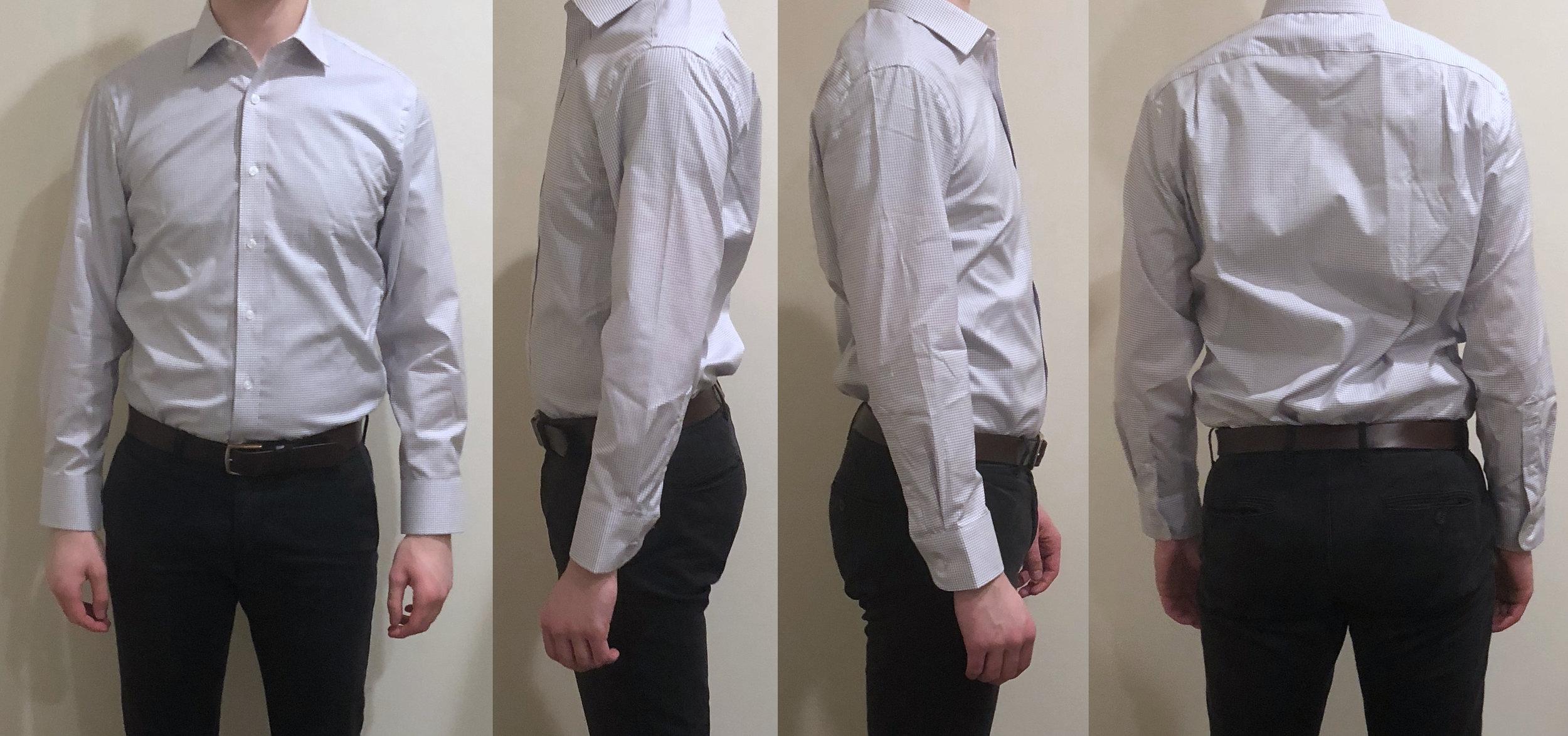 Size 15.5/33 fit pics