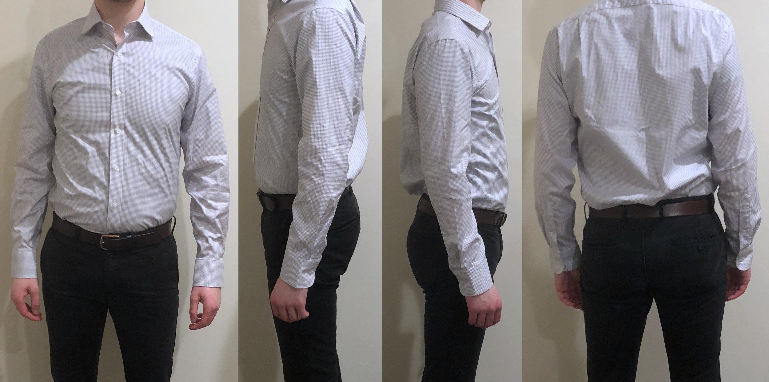 Size 15/33 fit pics