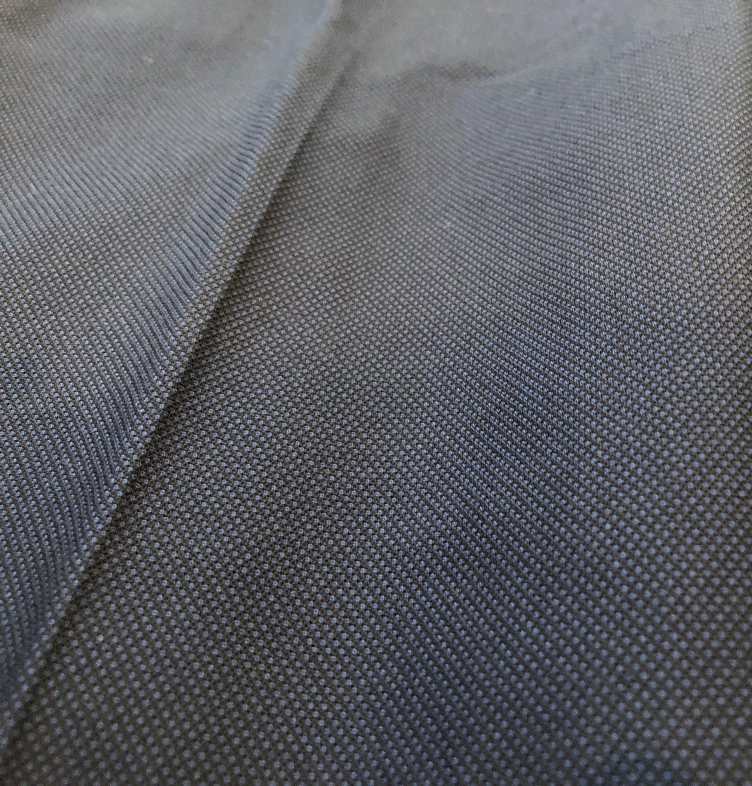 Dress pants fabric close up