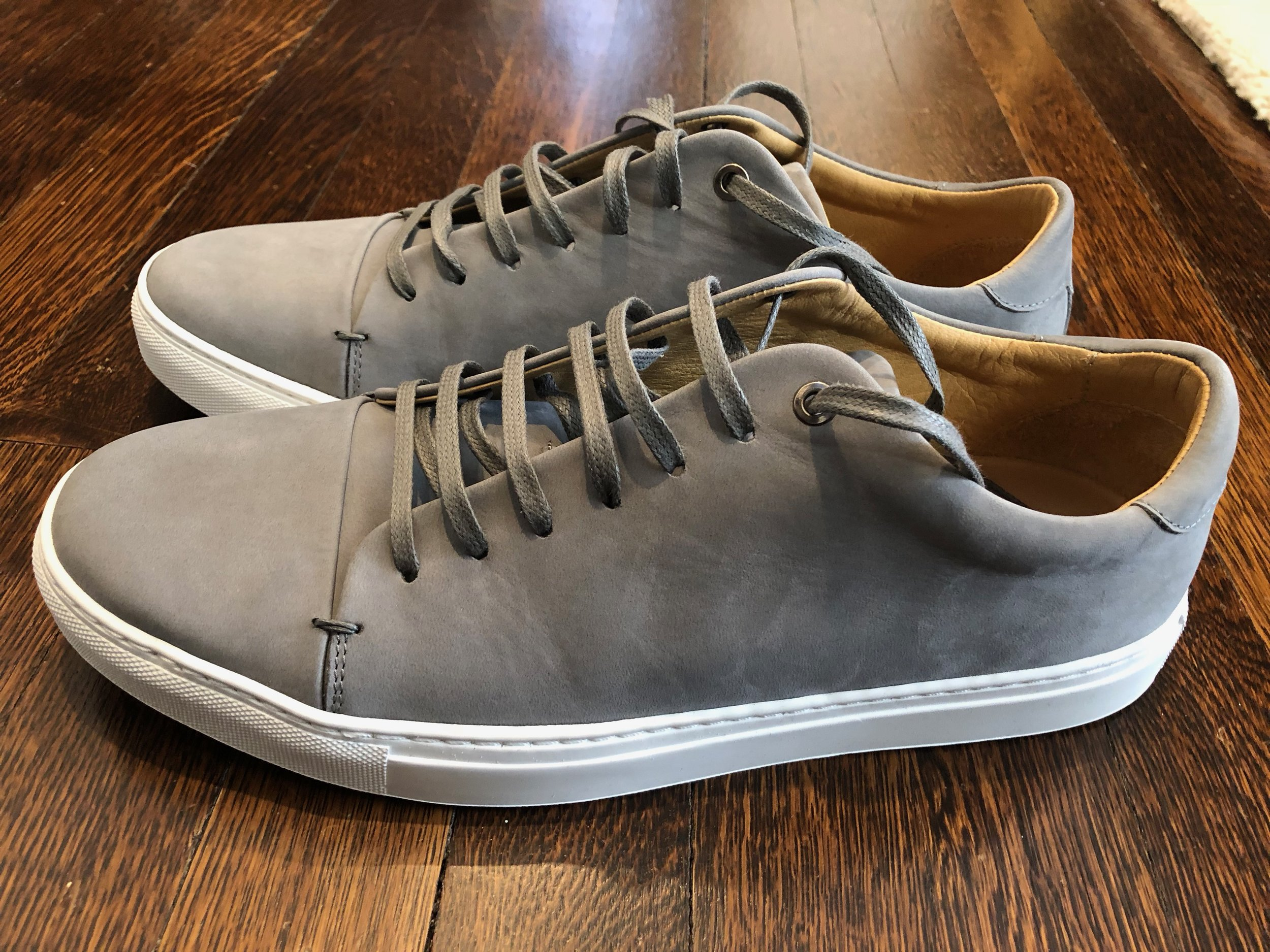 SuitSupply Sneakers and Dress Shoes In