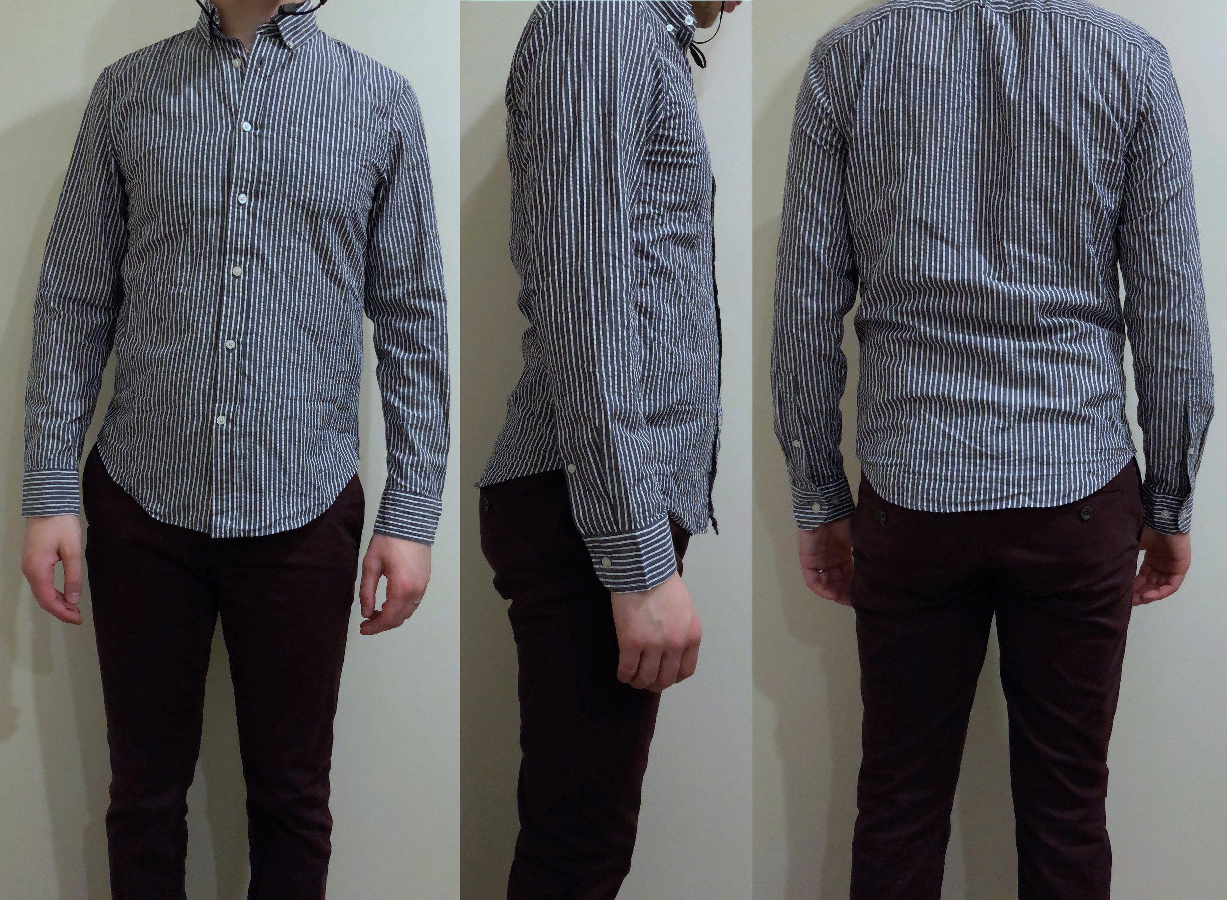 Seersucker shirt — The best of the bunch
