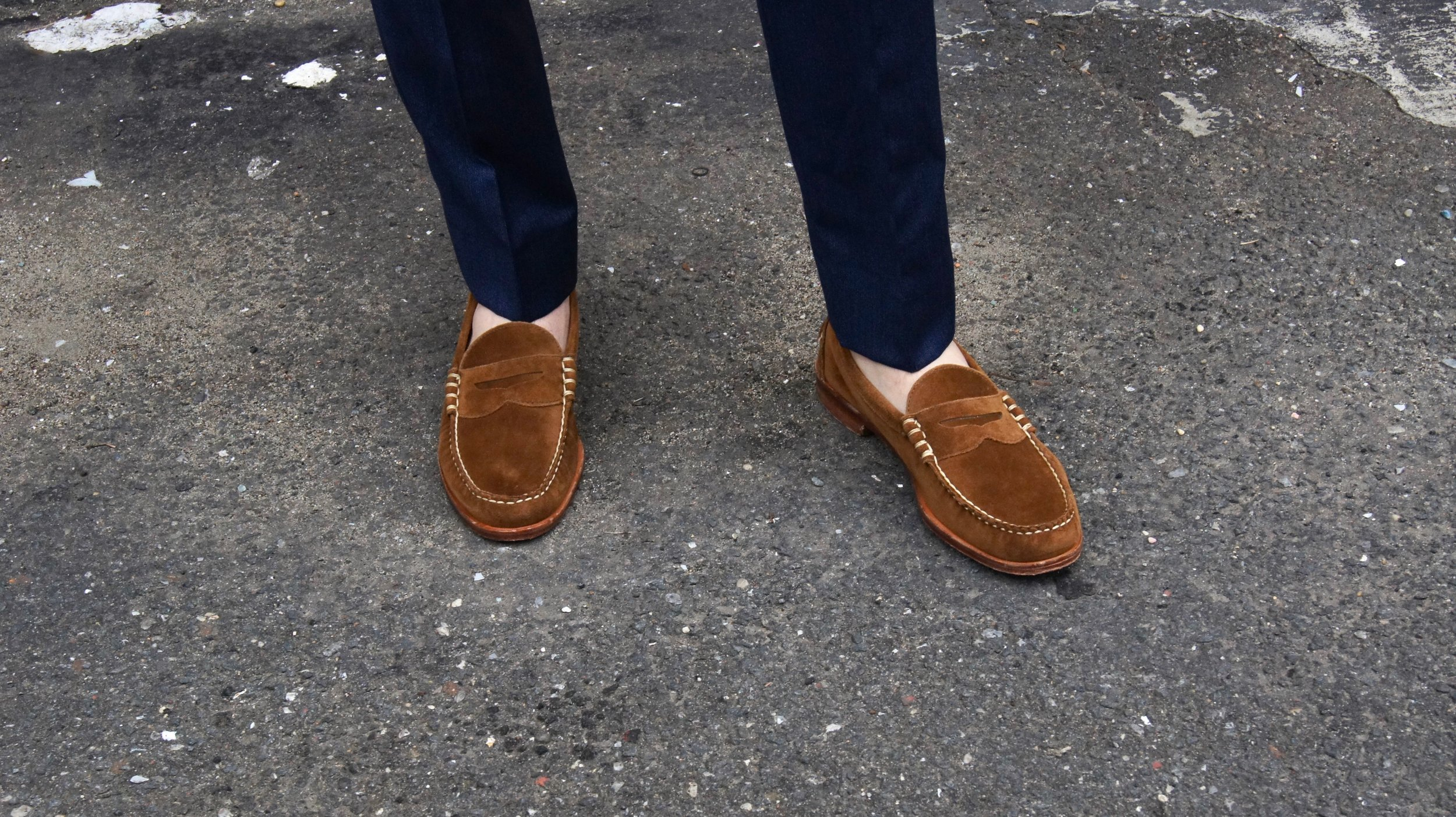 The Perfect Summer Penny Loafer?: A