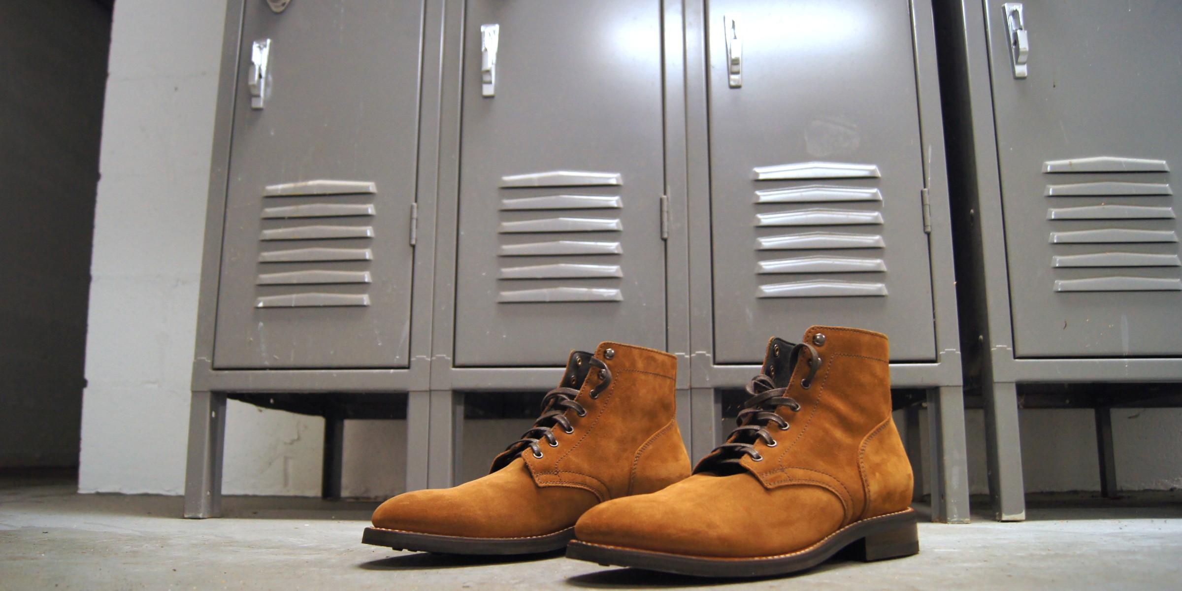Review: Thursday Boot Co.'s President