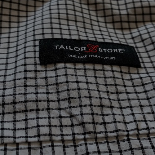 Tailor Store -