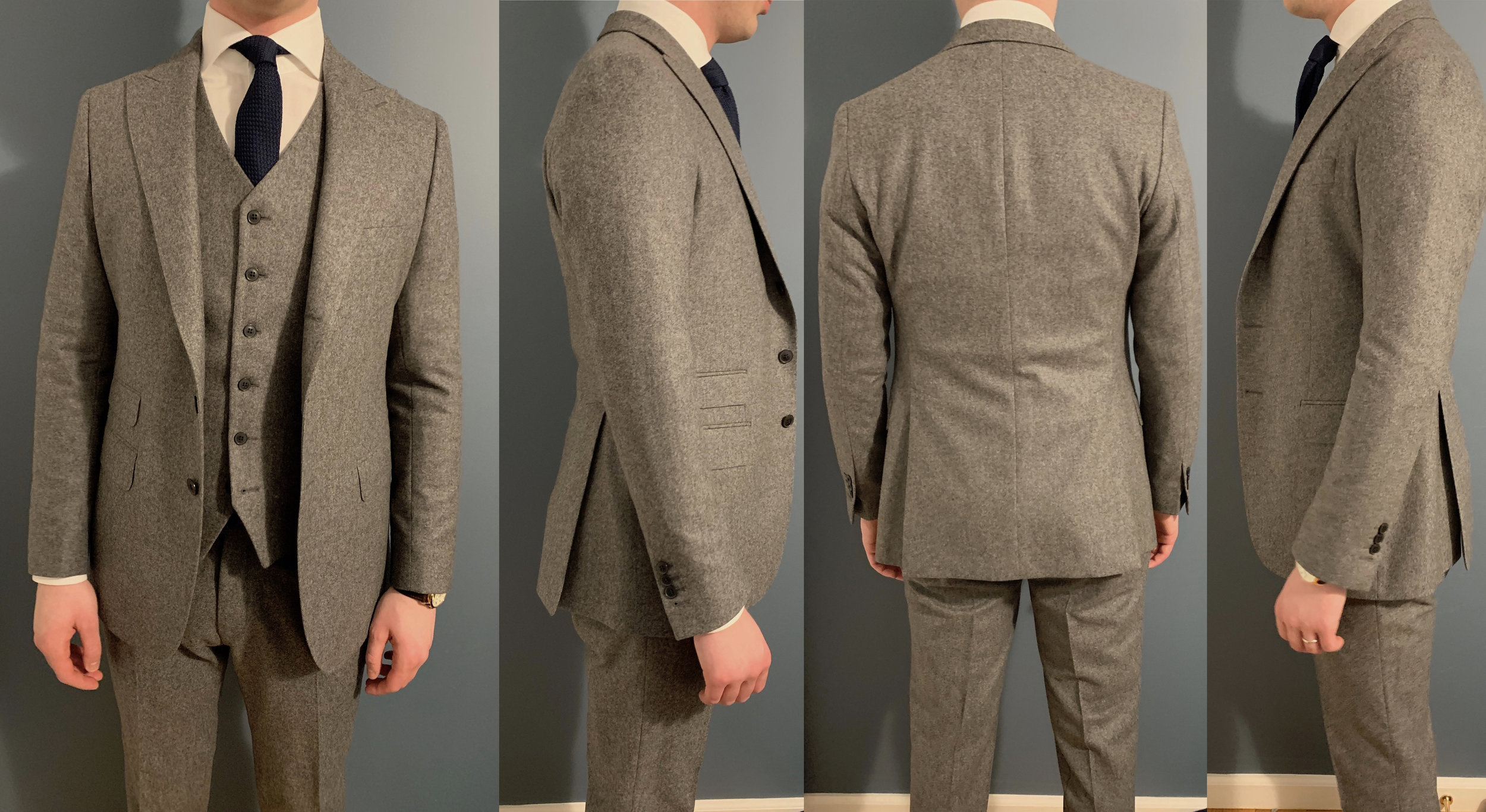 Oliver Wicks Custom MTM Suits In Review — Will They Reign