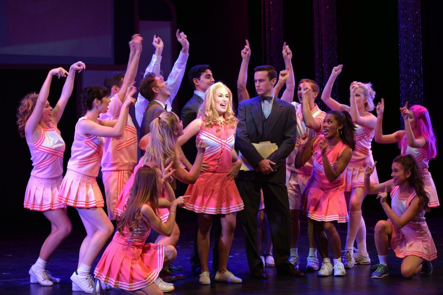 Texas State University -  Legally Blonde