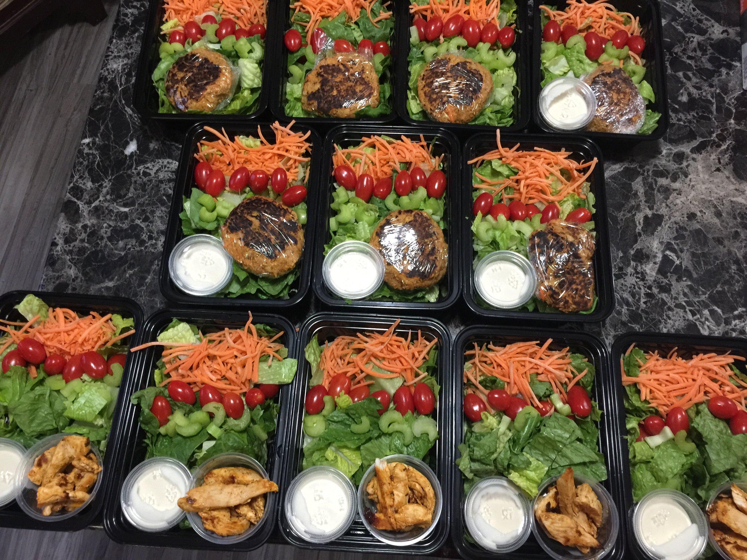 Buffalo Salads