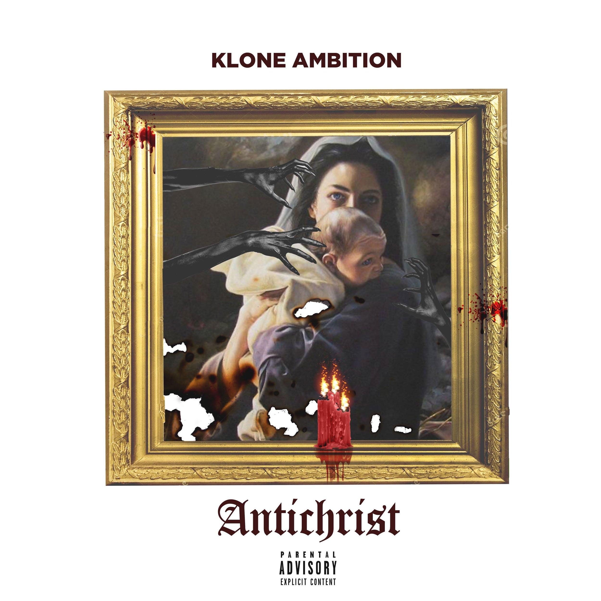 Klone Ambition - ANTICHRIST EP (Cover Art).jpg