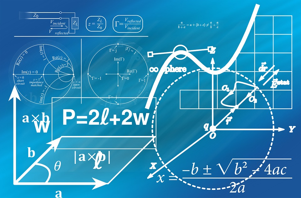 Math - In the study of Algebra 1, students work with quadratic equations, polynomials, radical expressions, factoring, two-variable equations, and systems of equations and inequalities. Emphasis is on the solution of word problems and the development of problem-solving skills.