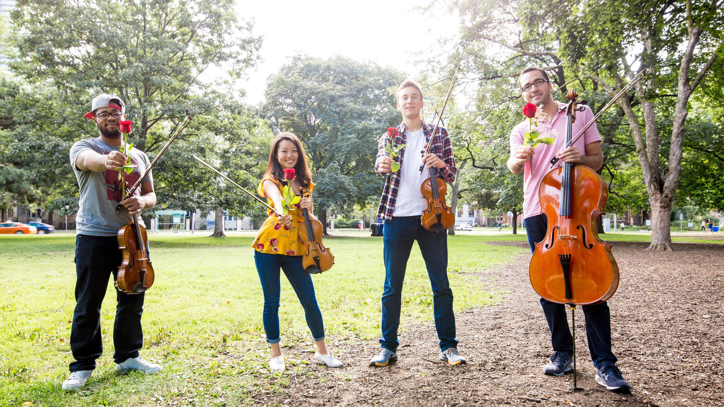 "Danish String Quartet ""Sønderho Bridal Trilogy"""
