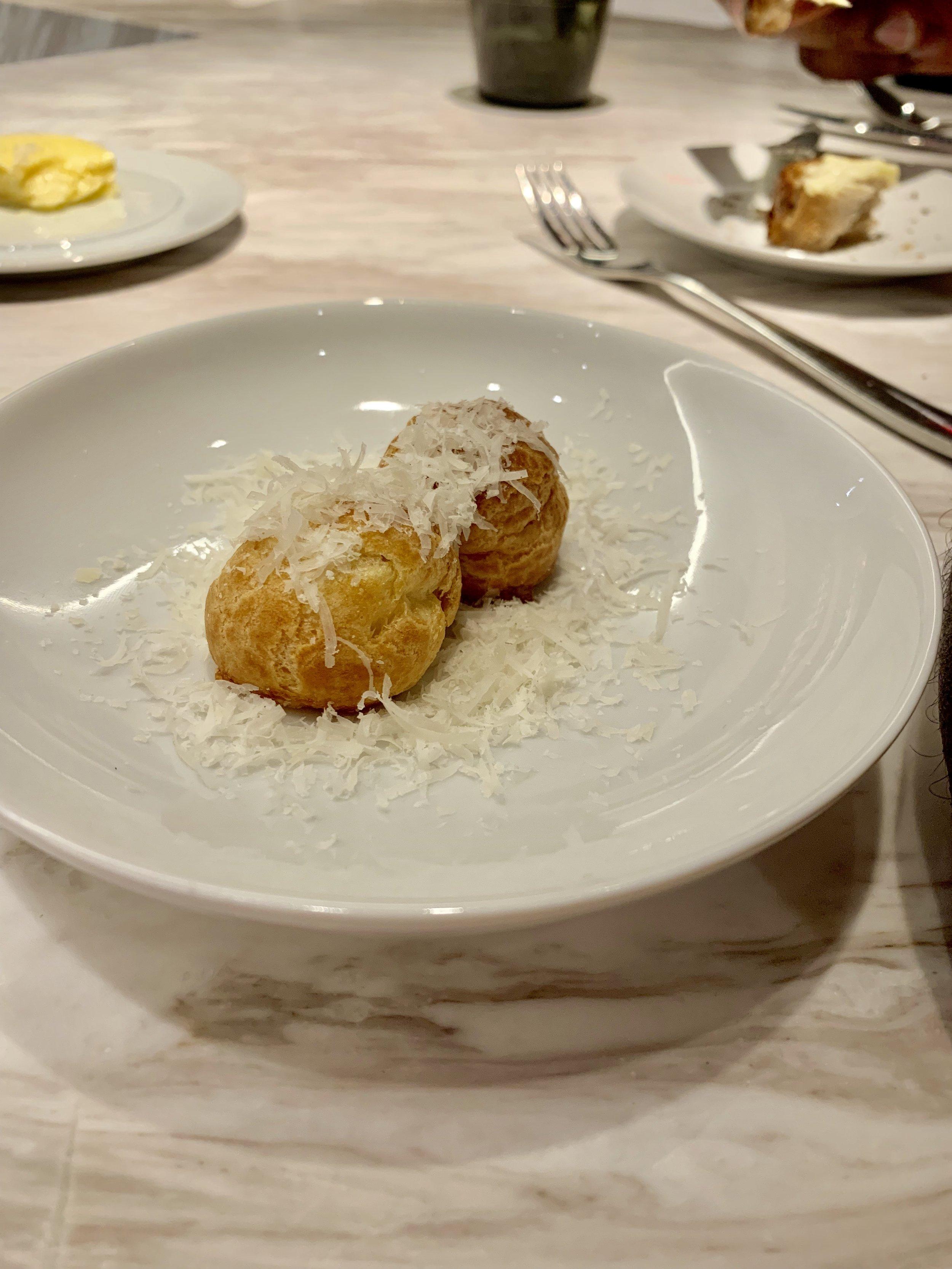 parmesan gourgers