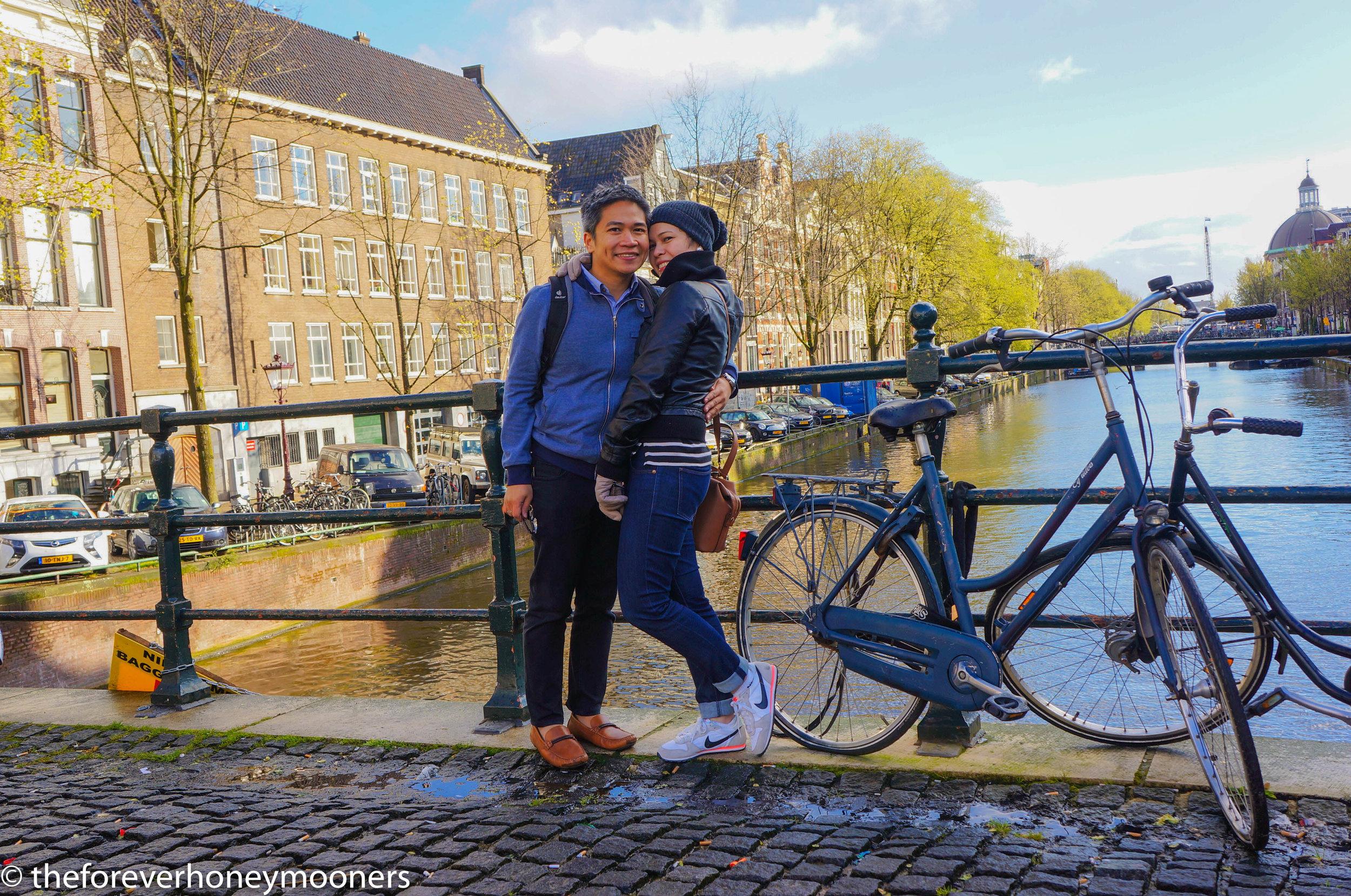 Meet Jaysen and Celine :)