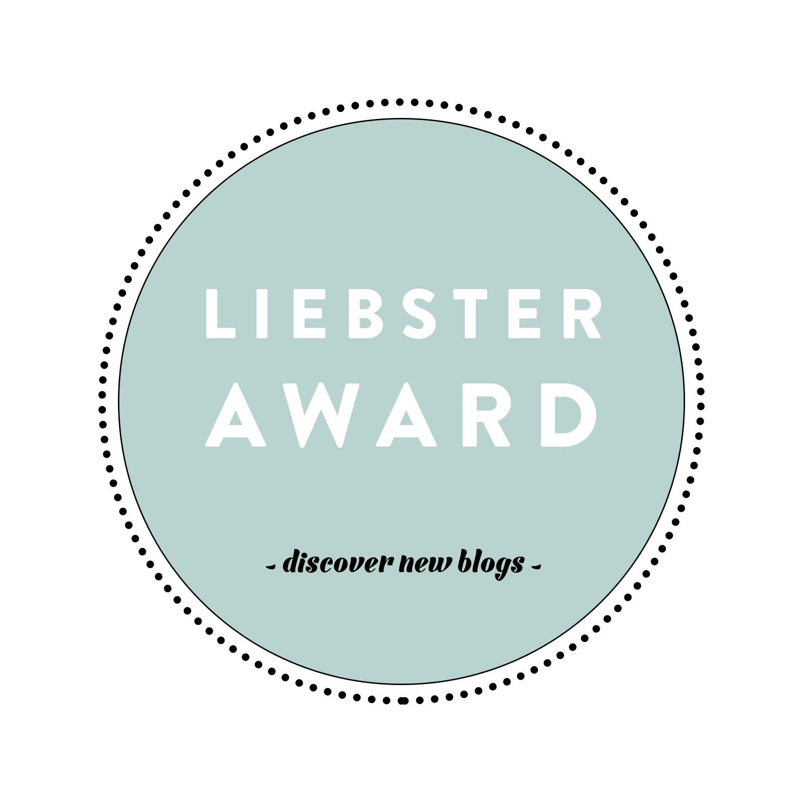 Forever Honeymooners Liebster Award