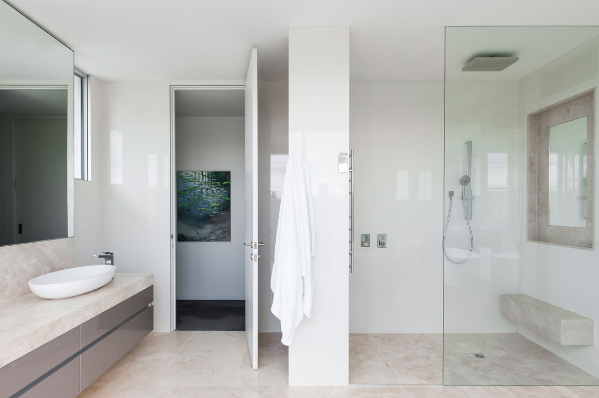 Rina Cohen Interiors, RCI Designs, Interior Design Master Ensuite Bathroom Caulfield Residence