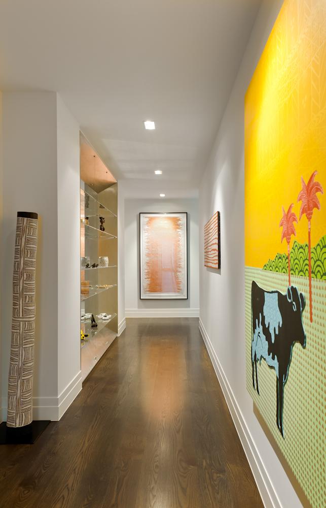 Rina Cohen Interiors, RCI Designs, Interior Design,Corridor Designs