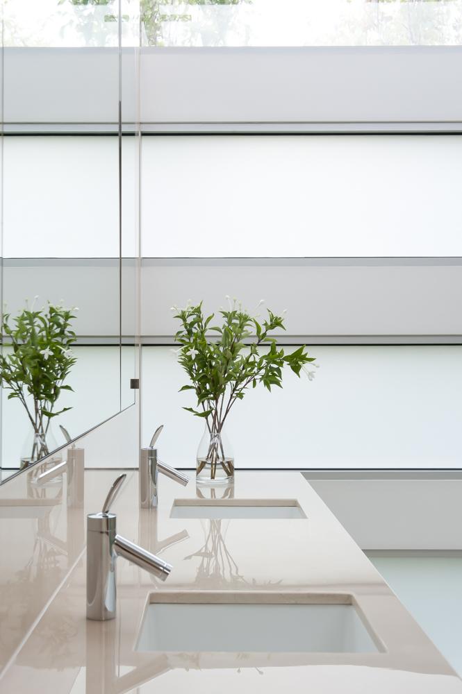 Rina Cohen Interiors, RCI Designs, Interior Design, Master Ensuite Bathroom vanity design detail