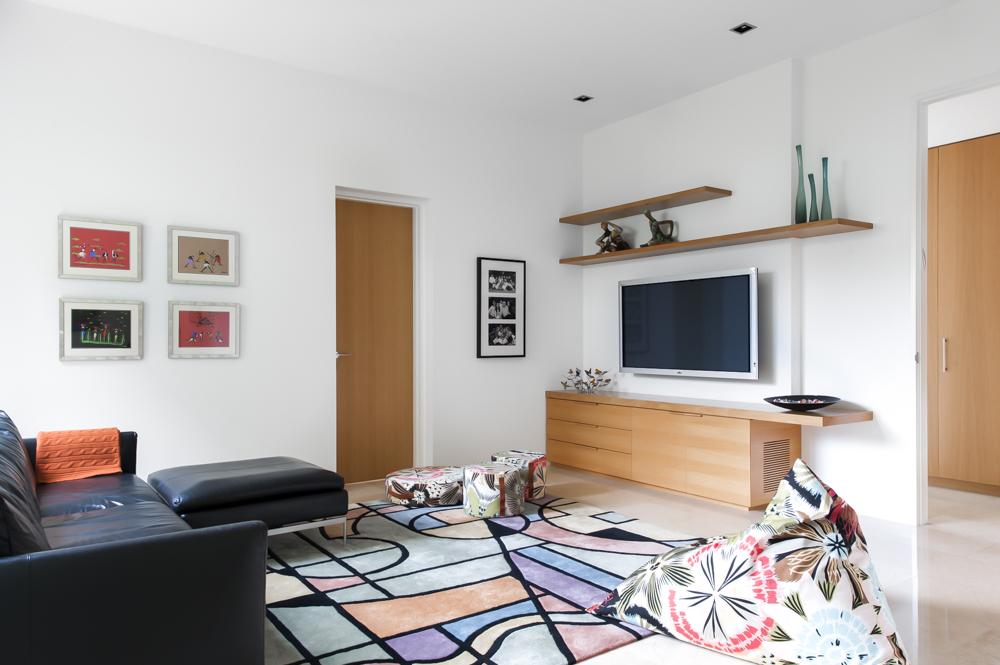 Rina Cohen Interiors, RCI Designs, Interior Design, TV Room design