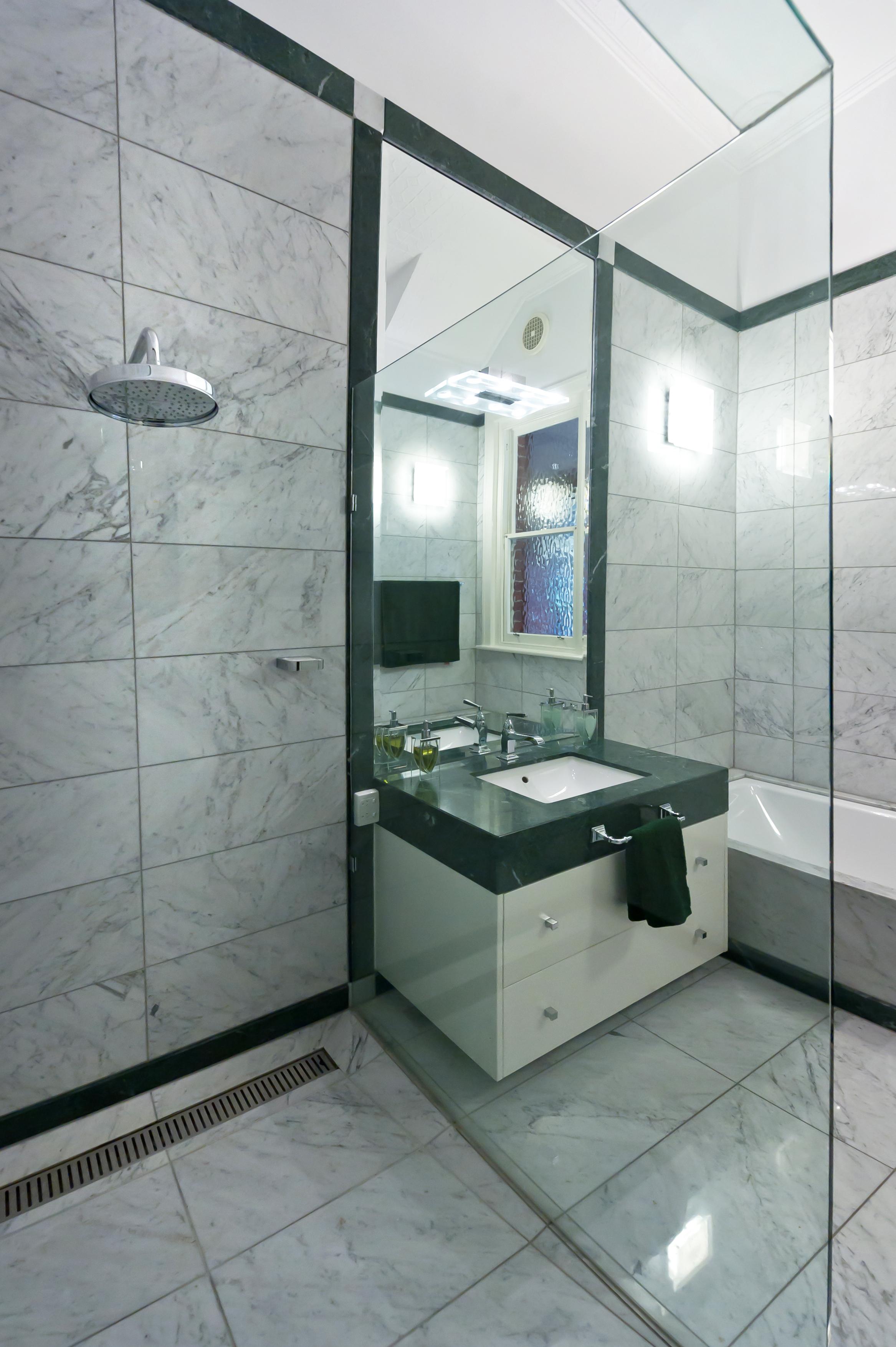 Rina Cohen Interiors, RCI Designs, Interior Design, RCI Designs Traditional Bathroom Vanity